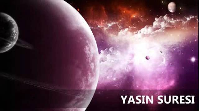 Yasin Suresi ve Türkçe Mealiİzle